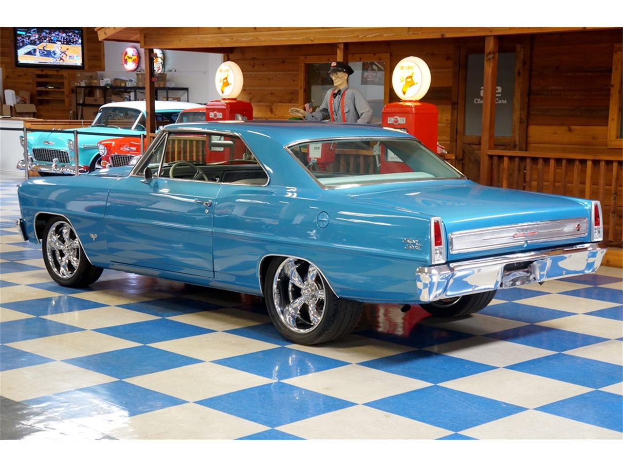 Large Picture of Classic 1966 Chevrolet Nova located in New Braunfels Texas - $64,900.00 - PWOL