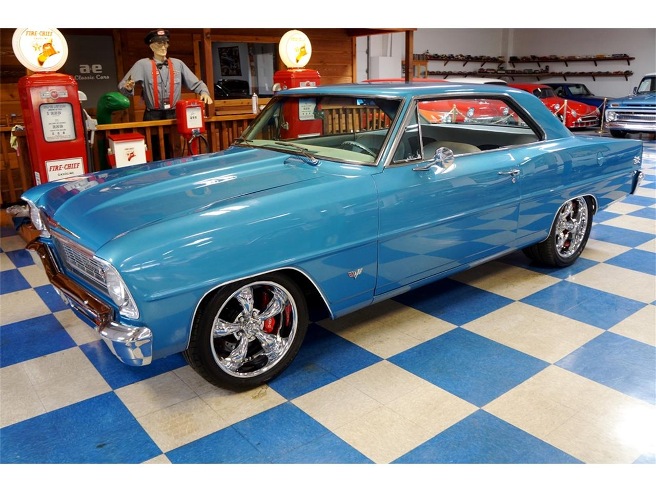Large Picture of '66 Nova Offered by A&E Classic Cars - PWOL