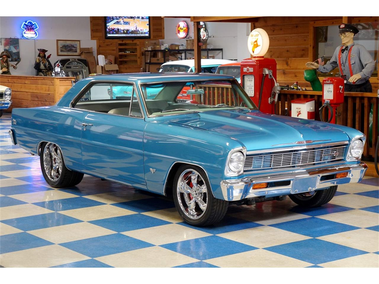 Large Picture of 1966 Chevrolet Nova located in New Braunfels Texas - $64,900.00 - PWOL