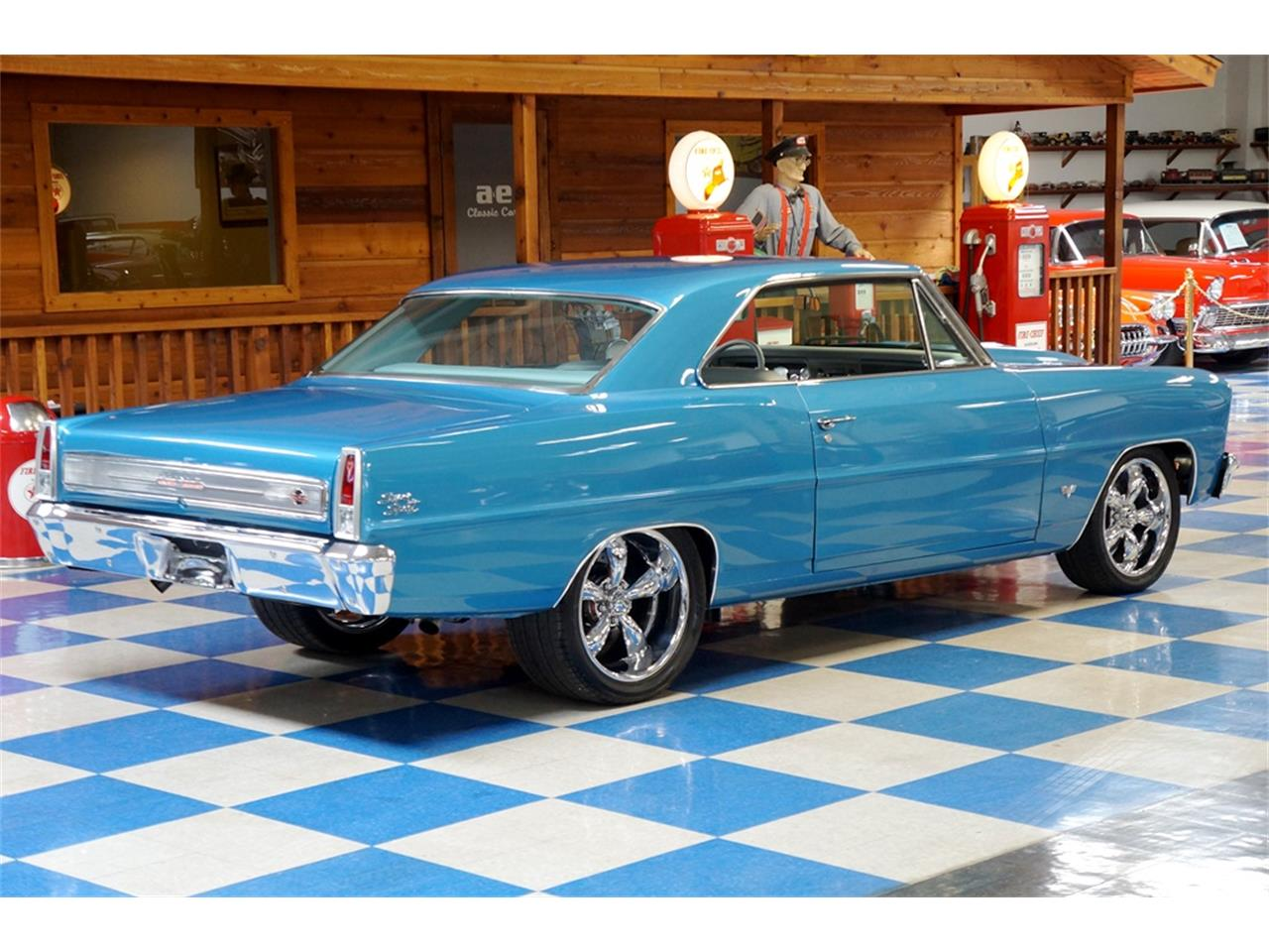 Large Picture of Classic '66 Chevrolet Nova - $64,900.00 Offered by A&E Classic Cars - PWOL