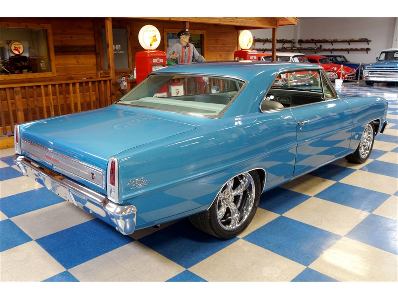 Large Picture of '66 Chevrolet Nova located in New Braunfels Texas - $64,900.00 - PWOL