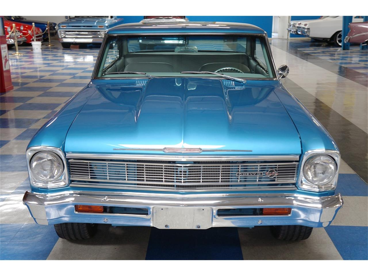 Large Picture of 1966 Nova - PWOL