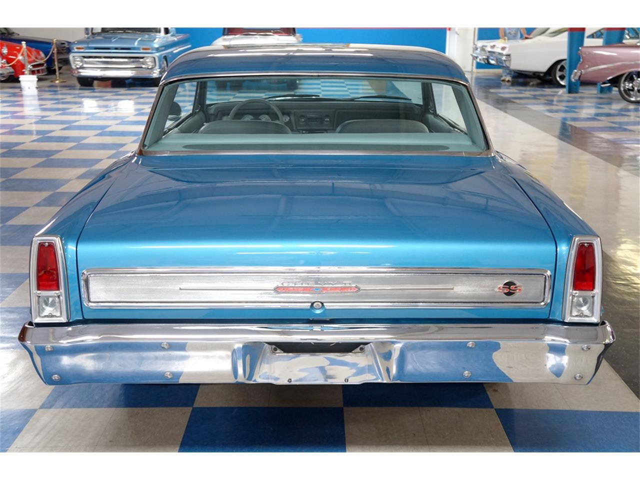 Large Picture of '66 Chevrolet Nova located in Texas Offered by A&E Classic Cars - PWOL