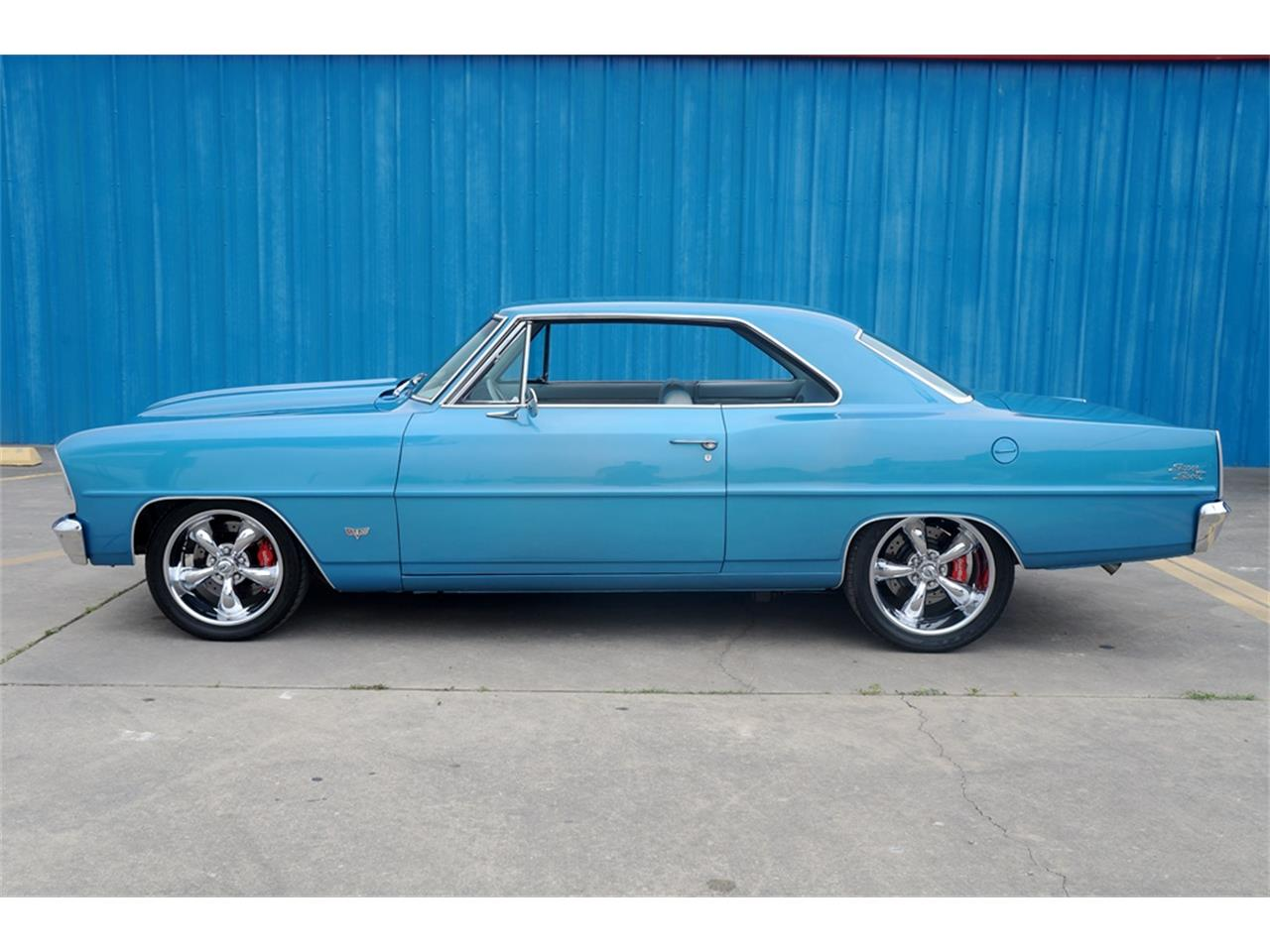 Large Picture of Classic 1966 Nova located in New Braunfels Texas - $64,900.00 - PWOL