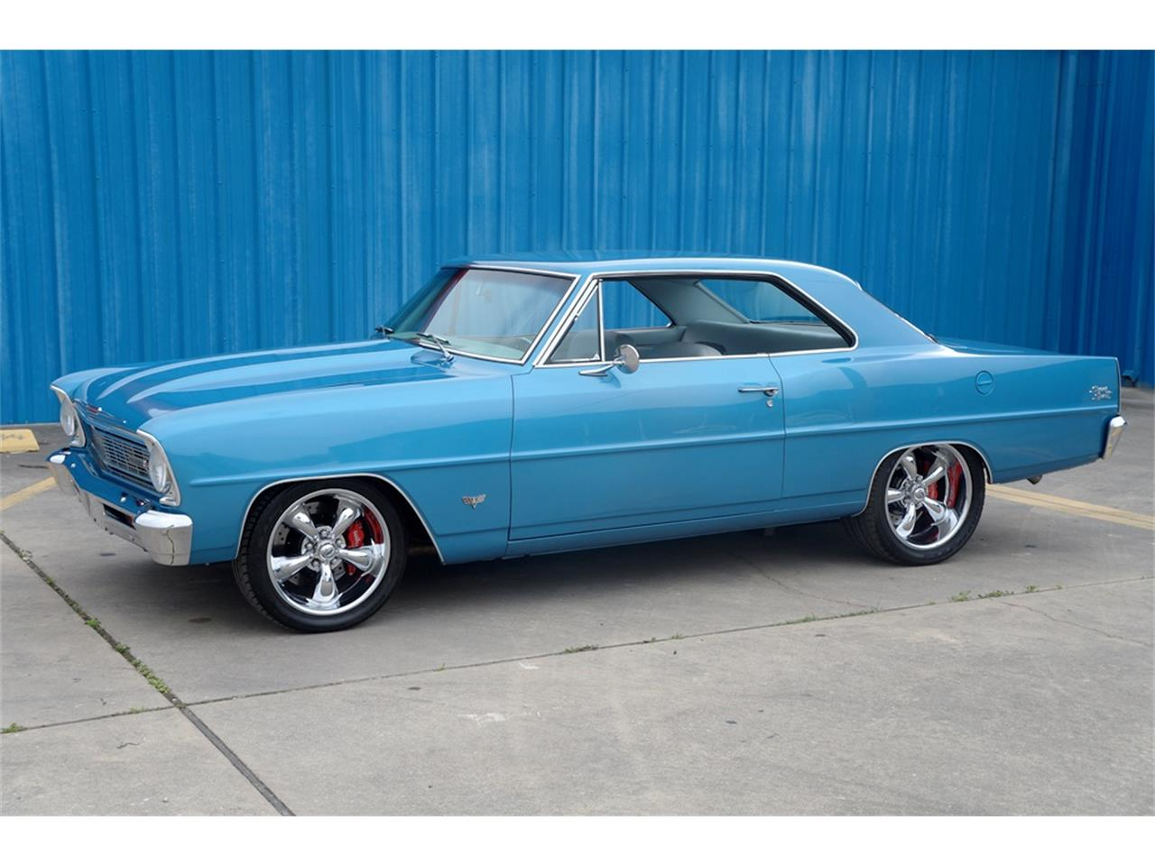 Large Picture of '66 Chevrolet Nova located in New Braunfels Texas - $64,900.00 Offered by A&E Classic Cars - PWOL