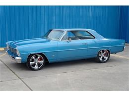 Picture of Classic '66 Nova located in New Braunfels Texas Offered by A&E Classic Cars - PWOL