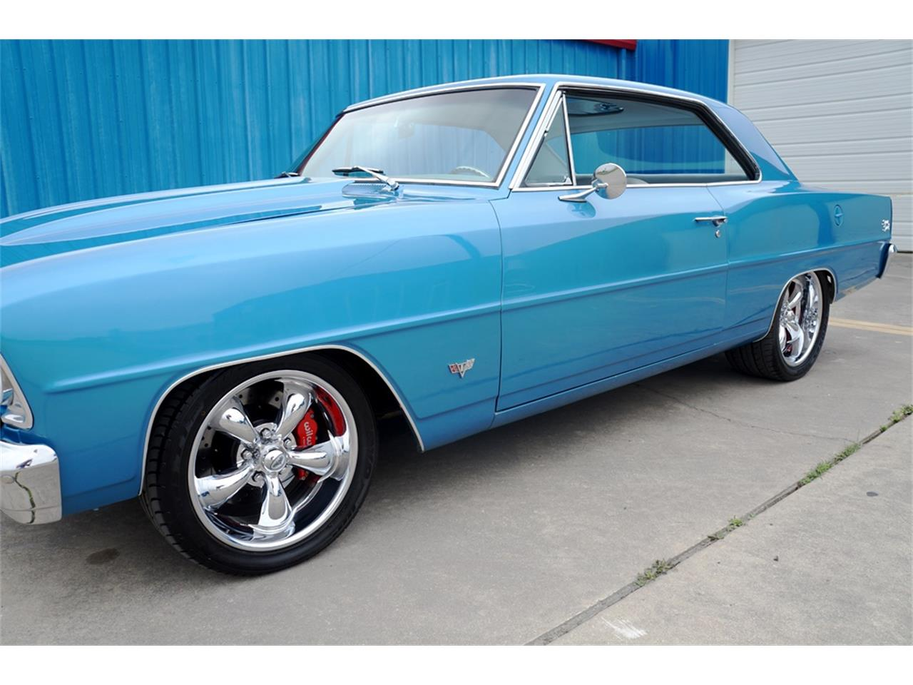 Large Picture of '66 Nova located in Texas Offered by A&E Classic Cars - PWOL