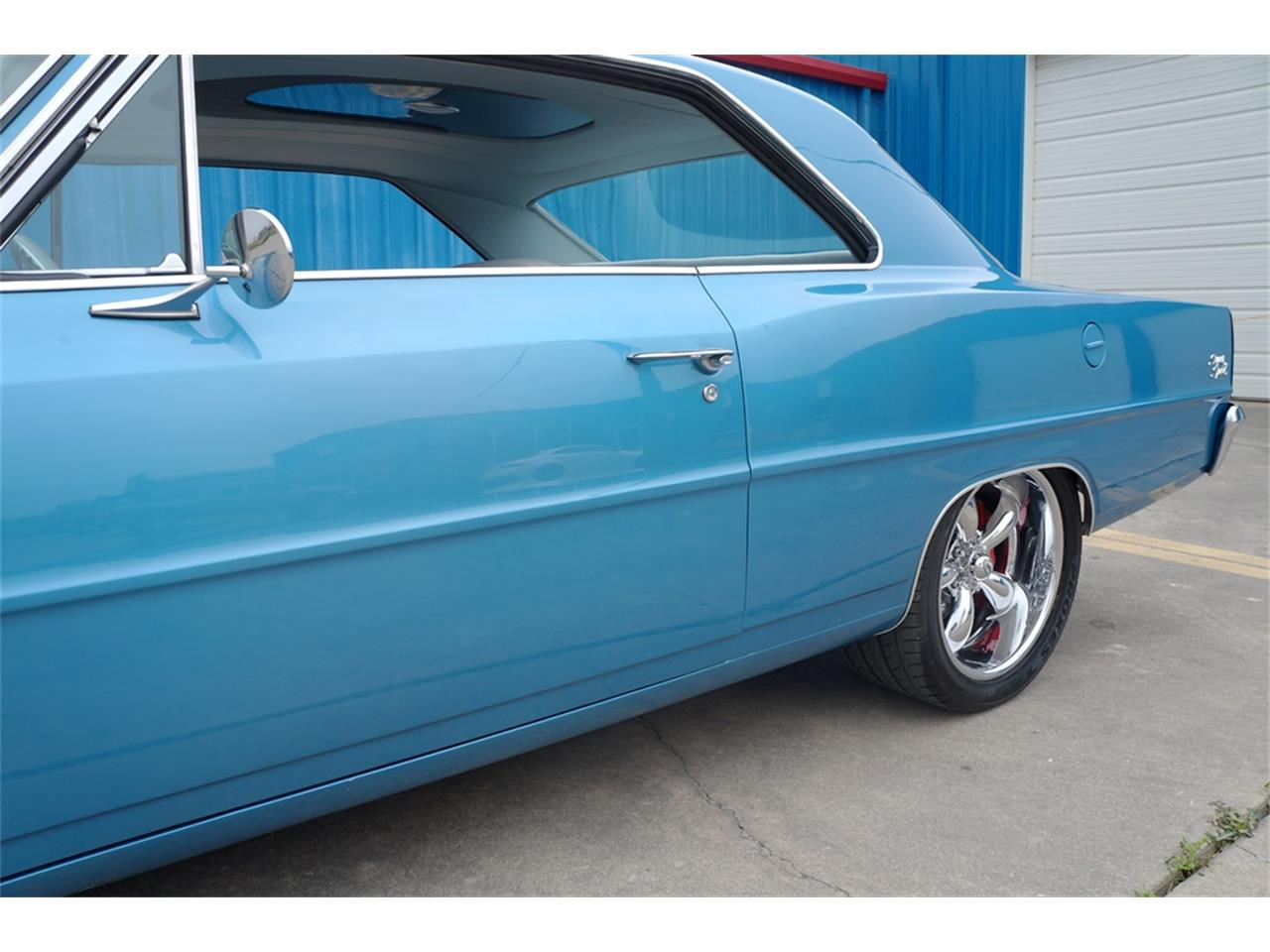 Large Picture of 1966 Chevrolet Nova located in Texas Offered by A&E Classic Cars - PWOL