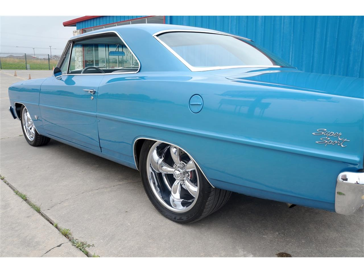 Large Picture of '66 Chevrolet Nova located in New Braunfels Texas - PWOL