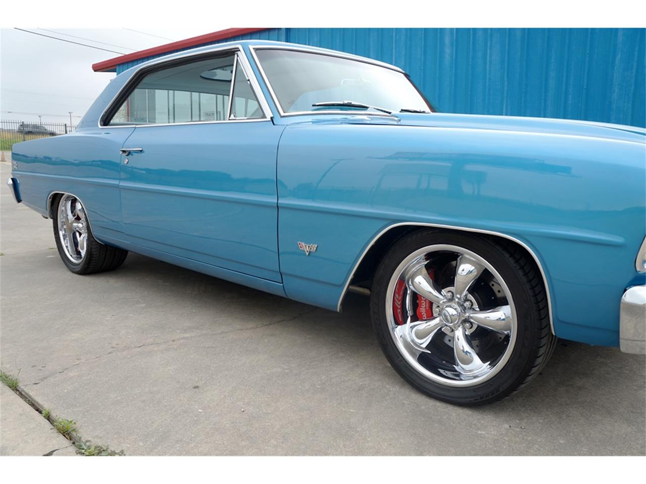 Large Picture of 1966 Nova located in Texas Offered by A&E Classic Cars - PWOL