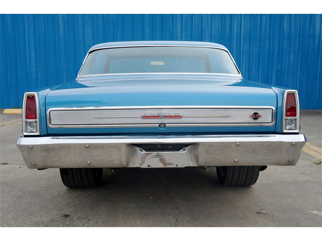 Large Picture of Classic '66 Chevrolet Nova located in Texas Offered by A&E Classic Cars - PWOL