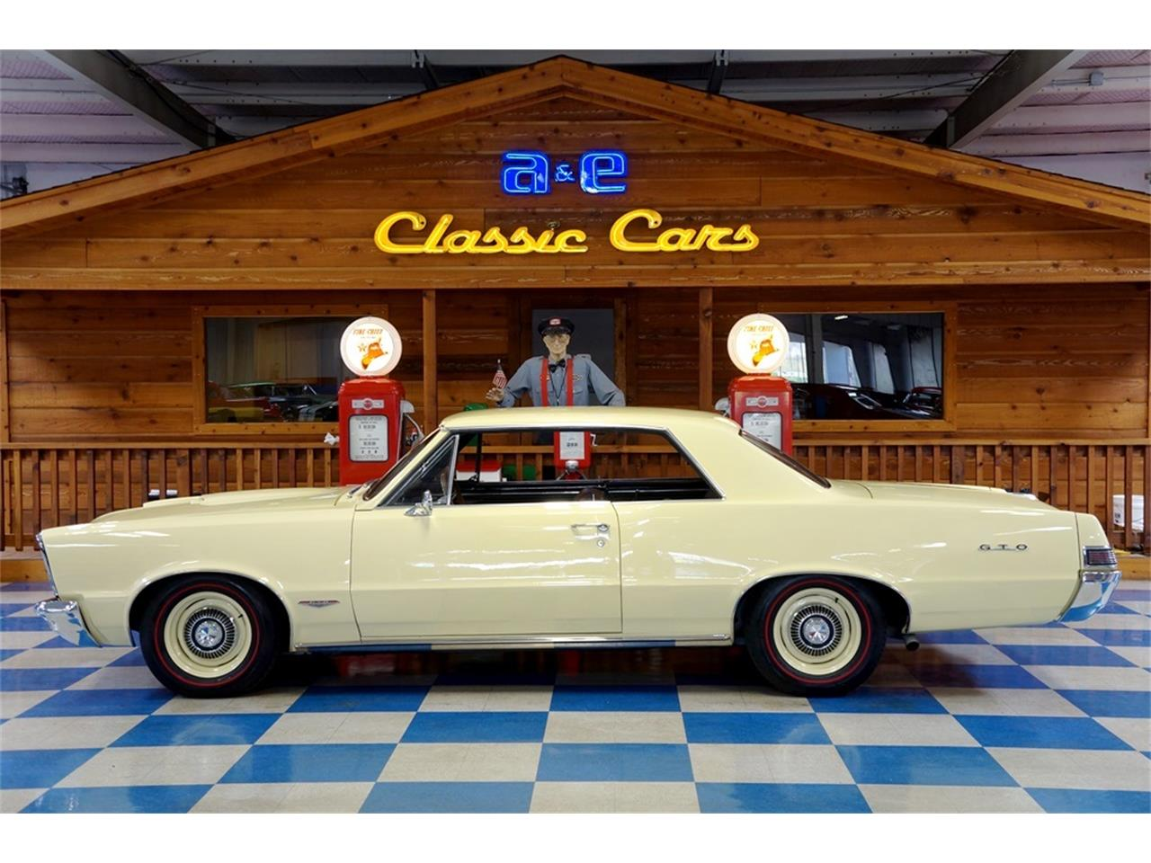 Large Picture of 1965 Pontiac GTO - $44,900.00 Offered by A&E Classic Cars - PWOM