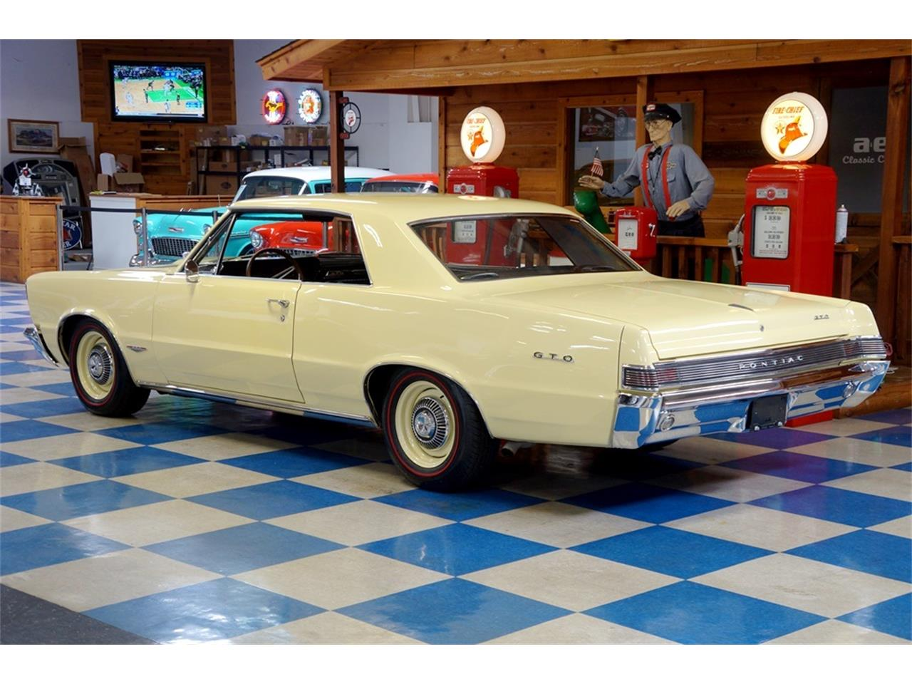 Large Picture of Classic 1965 GTO located in New Braunfels Texas - $44,900.00 Offered by A&E Classic Cars - PWOM