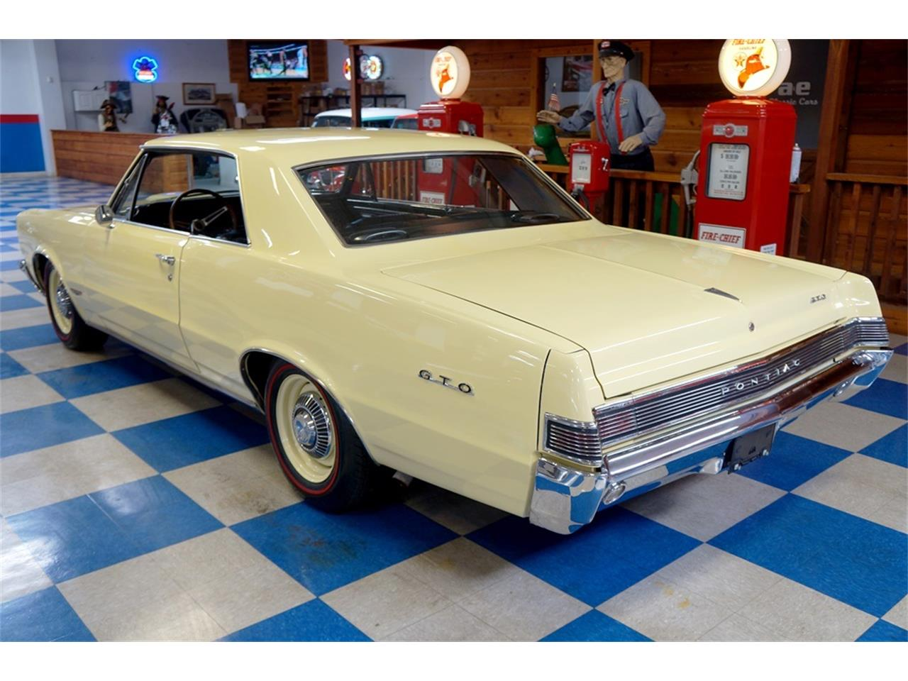 Large Picture of 1965 Pontiac GTO located in Texas - $44,900.00 Offered by A&E Classic Cars - PWOM