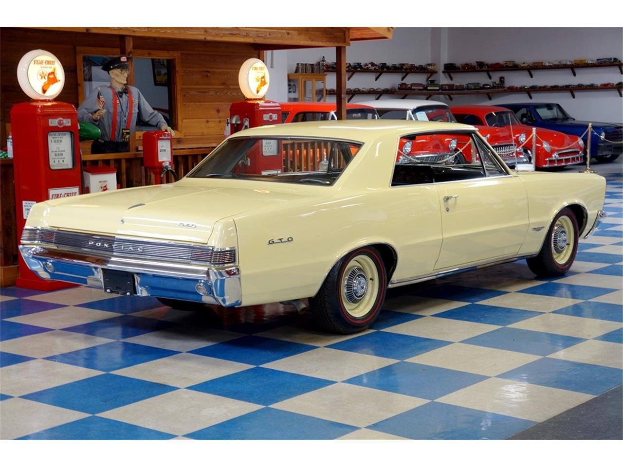Large Picture of Classic '65 GTO located in New Braunfels Texas Offered by A&E Classic Cars - PWOM