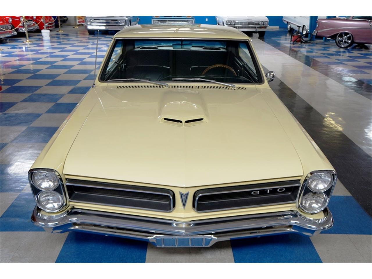 Large Picture of '65 GTO - PWOM