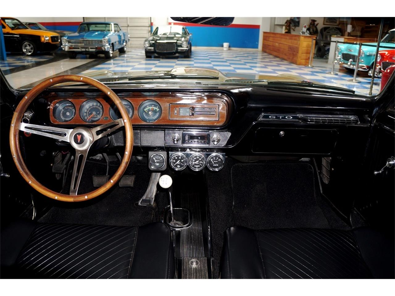 Large Picture of Classic 1965 Pontiac GTO Offered by A&E Classic Cars - PWOM