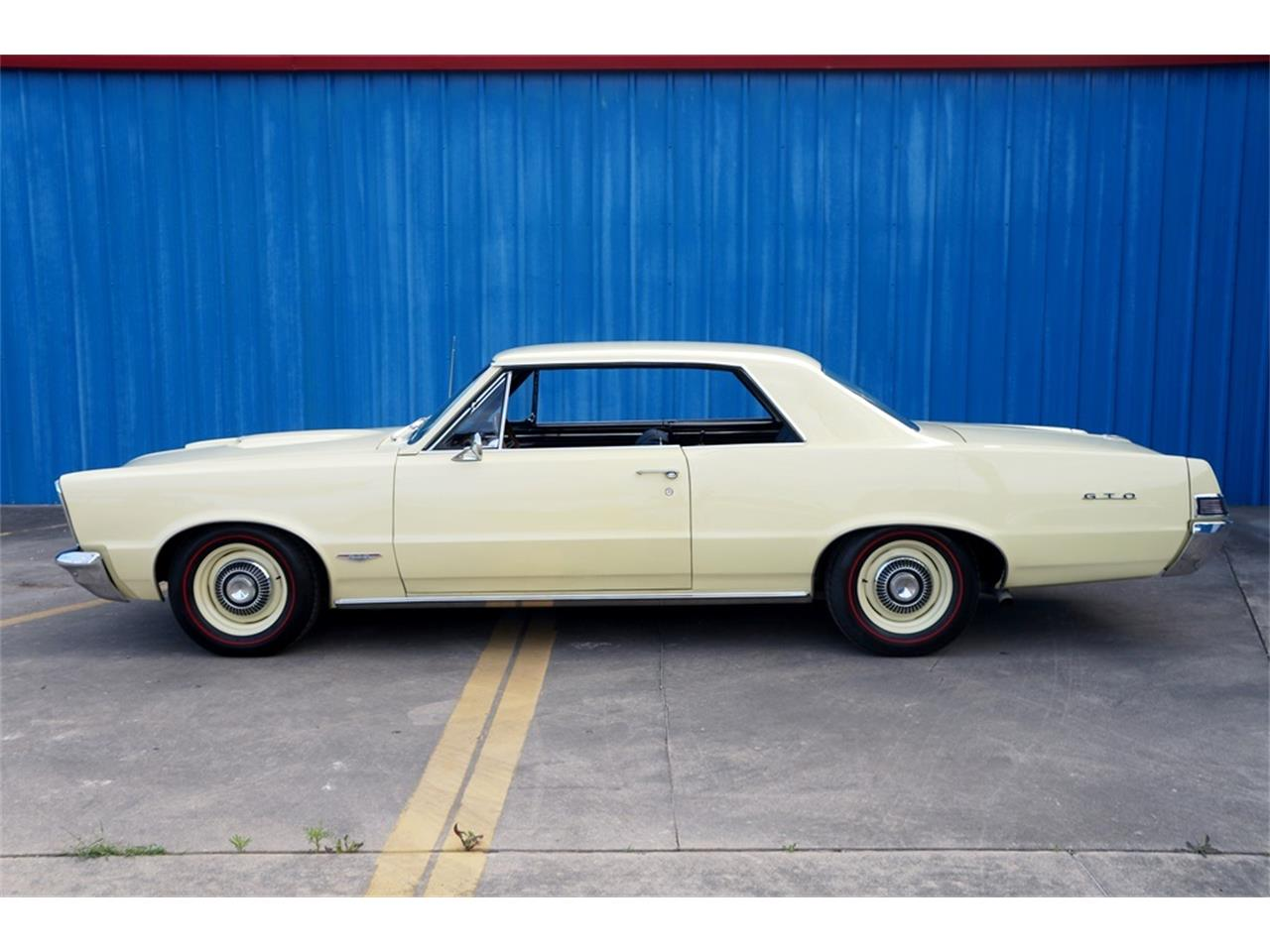 Large Picture of '65 GTO located in New Braunfels Texas - $44,900.00 Offered by A&E Classic Cars - PWOM