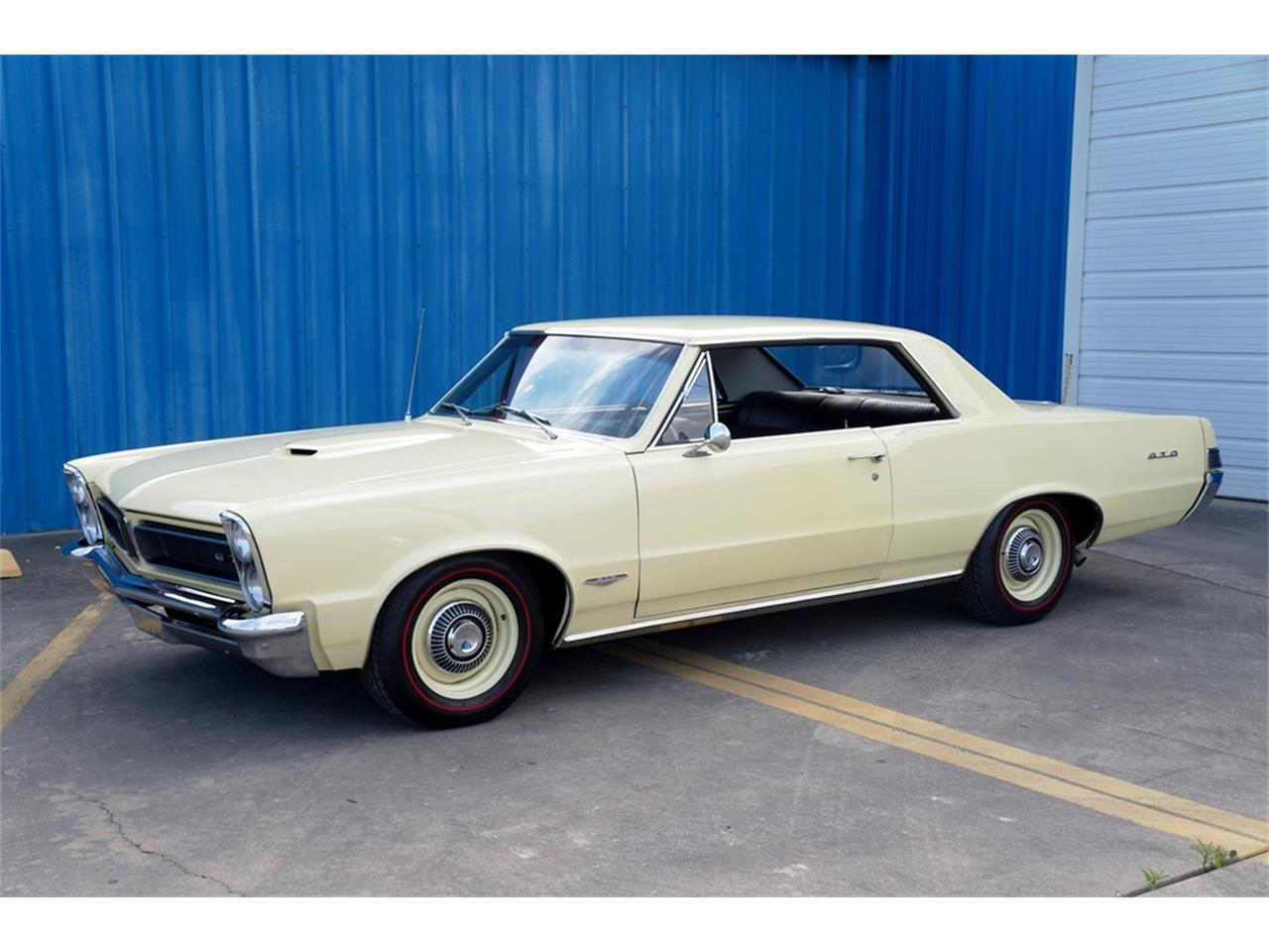 Large Picture of Classic '65 Pontiac GTO Offered by A&E Classic Cars - PWOM