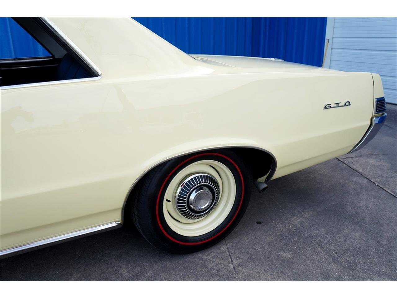 Large Picture of Classic '65 GTO - PWOM