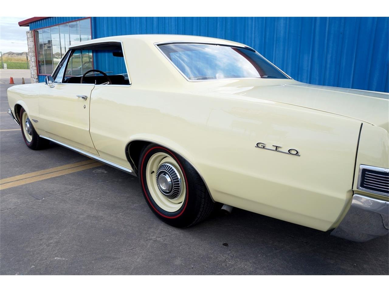 Large Picture of Classic '65 Pontiac GTO located in Texas - PWOM
