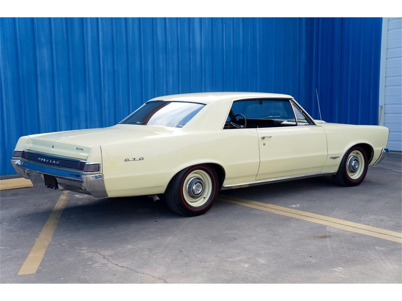 Large Picture of Classic 1965 Pontiac GTO located in New Braunfels Texas - $44,900.00 - PWOM