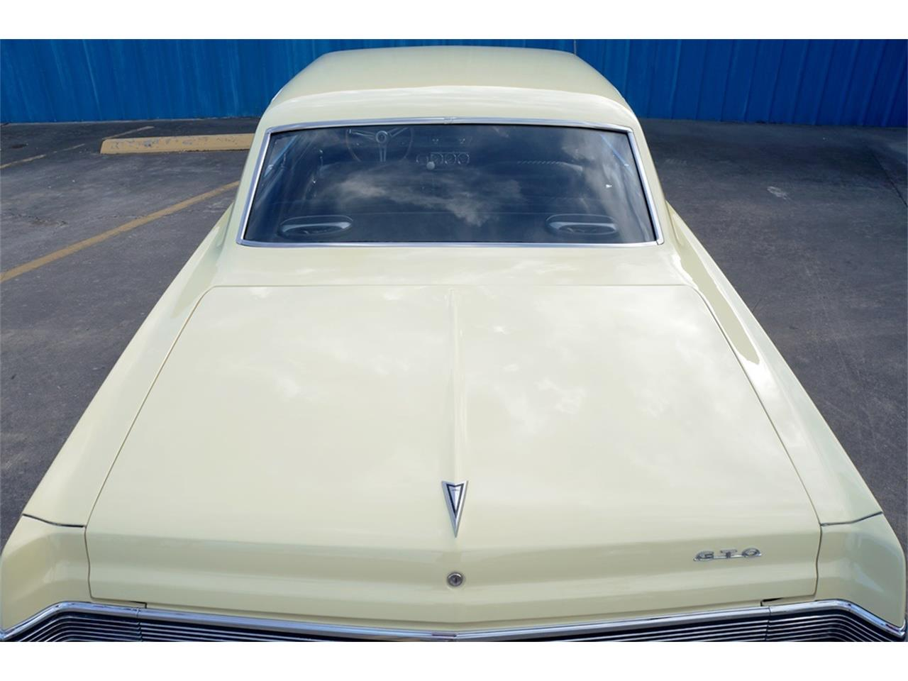 Large Picture of 1965 GTO located in New Braunfels Texas - $44,900.00 Offered by A&E Classic Cars - PWOM