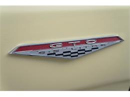 Picture of Classic '65 Pontiac GTO located in Texas Offered by A&E Classic Cars - PWOM