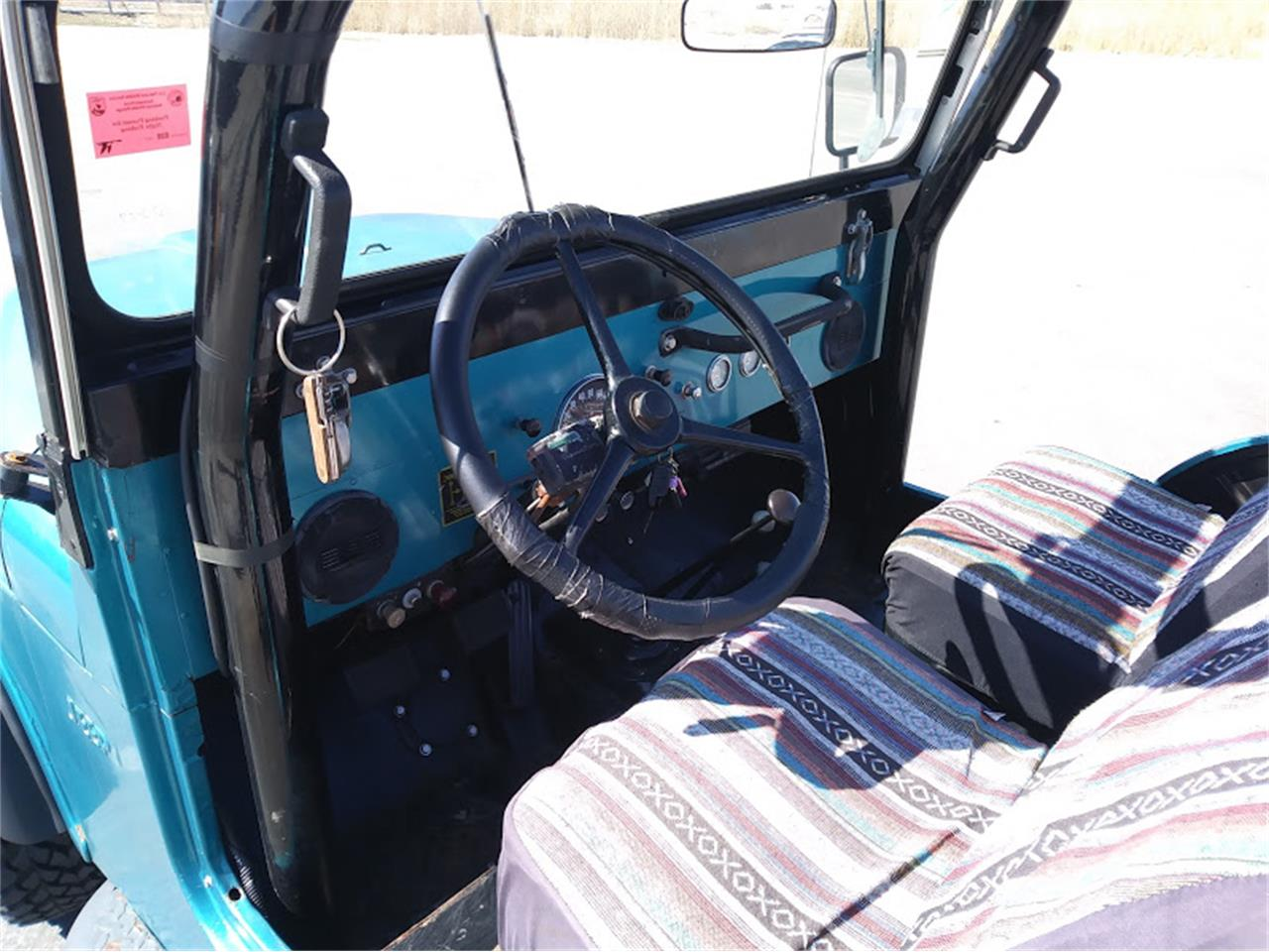 Large Picture of '61 Jeep - PQLO