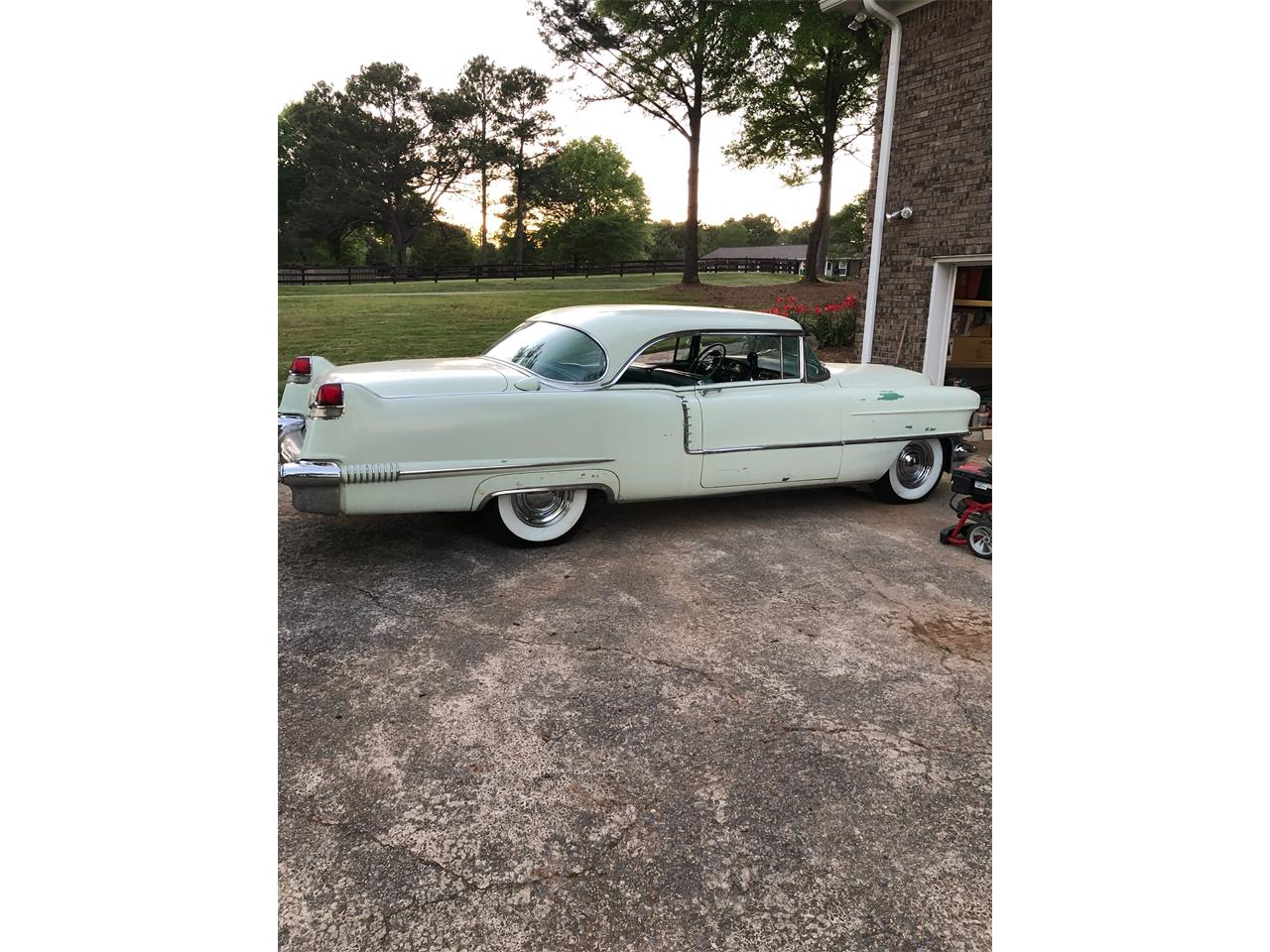 Large Picture of '56 Coupe DeVille - PWOT