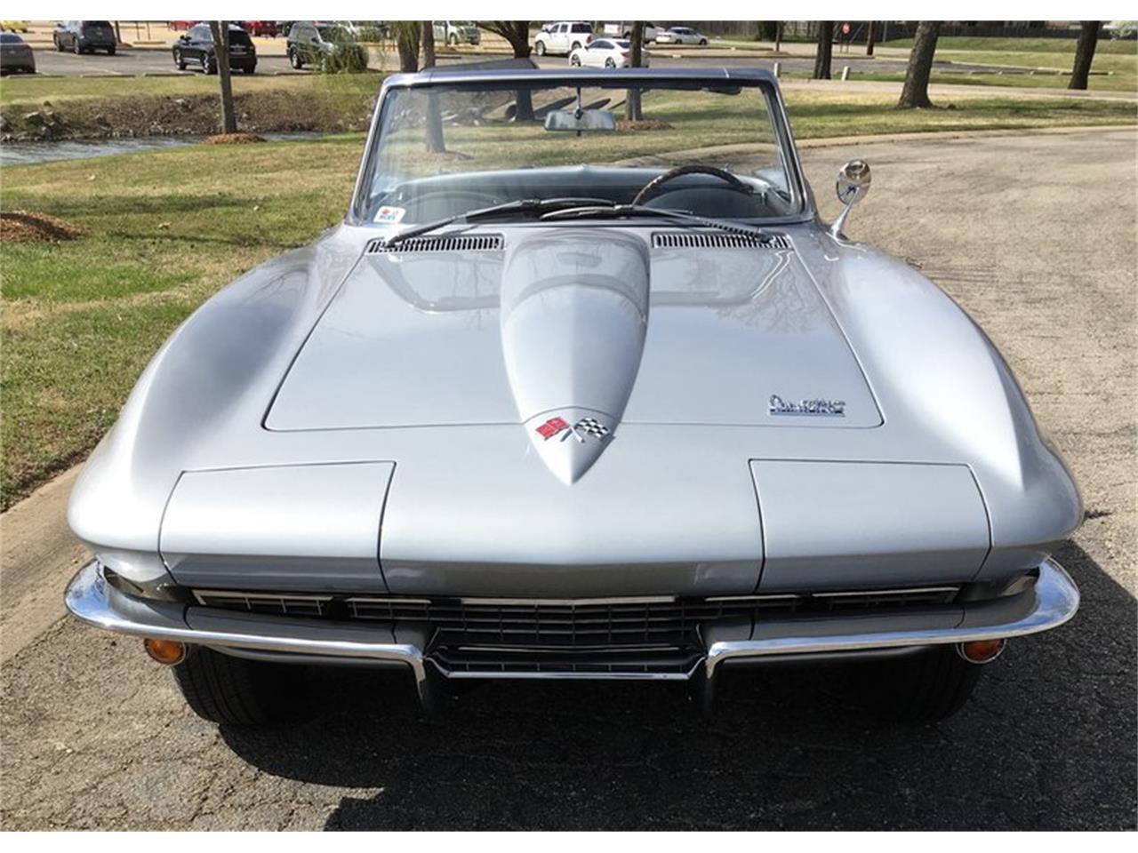 Large Picture of '66 Corvette - PWPD