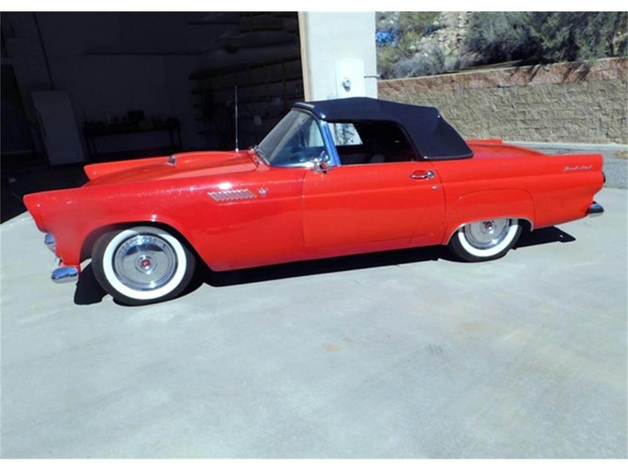 Large Picture of '55 Thunderbird - PWPG