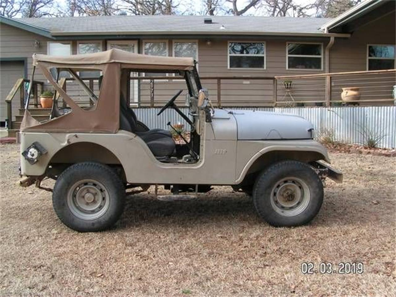 Large Picture of '62 Jeep - PPZS