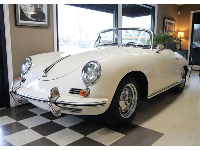 Picture of Classic 1961 Porsche 356 located in Tulsa Oklahoma - PWPX