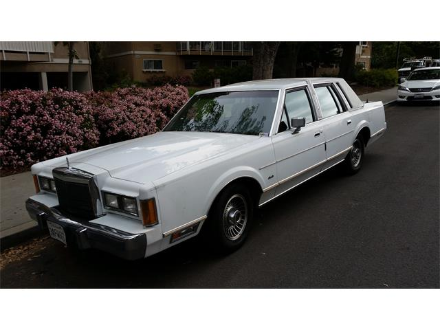 Picture of '89 Town Car - PWRO