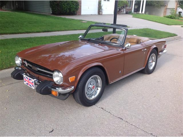 Picture of '76 TR6 - PWRS