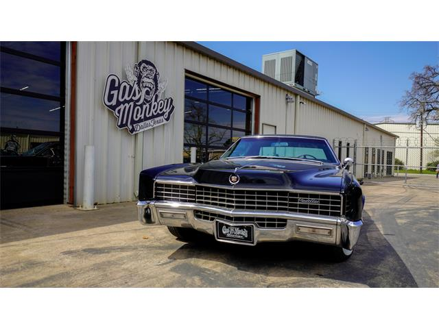 Picture of '67 Cadillac Eldorado located in Texas - PWSV