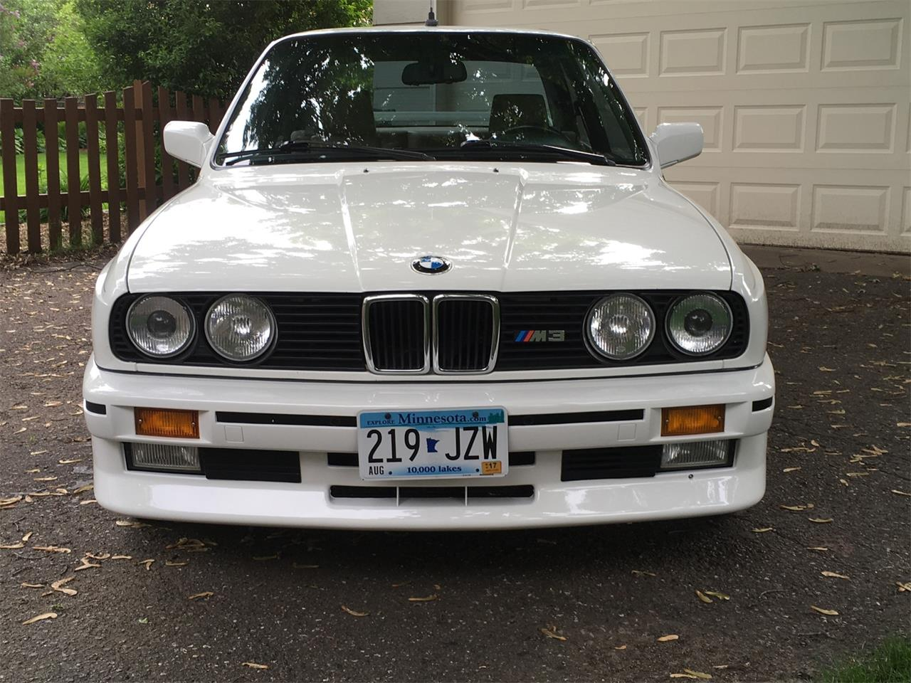 Large Picture of '89 M3 - PWSX