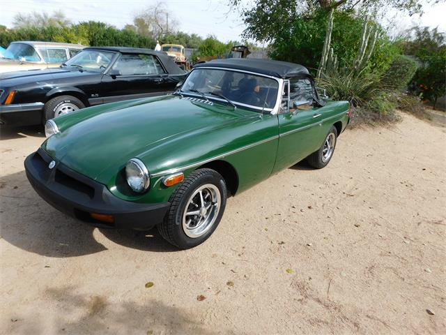 Picture of '77 MGB - PQM4