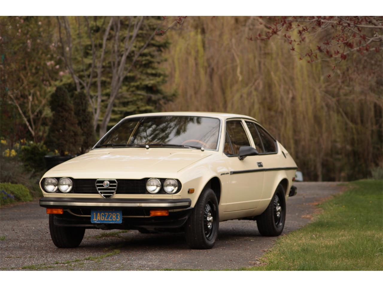 Large Picture of '78 Sprint Veloce - PWU2