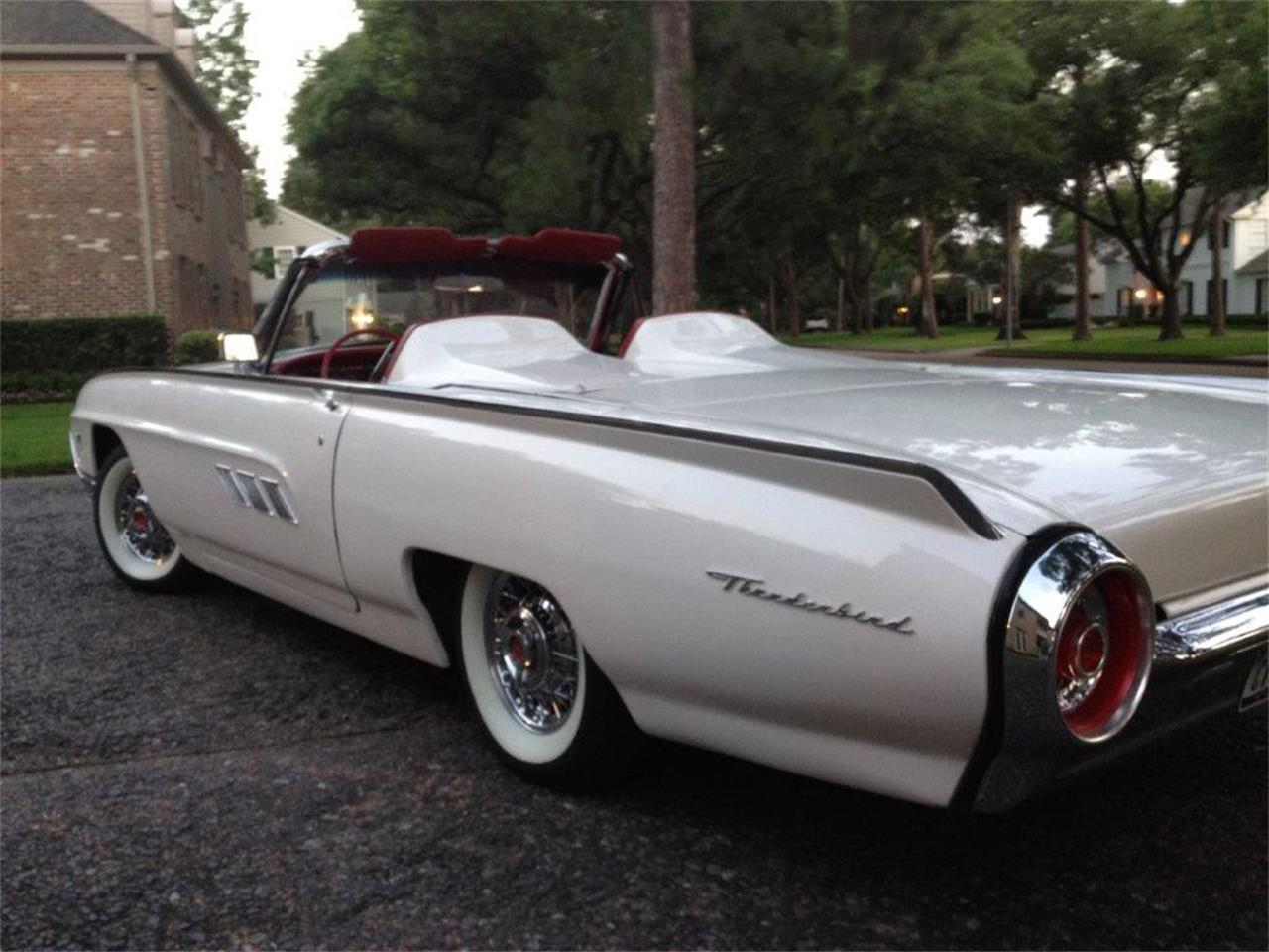 Large Picture of '63 Thunderbird - PWU5