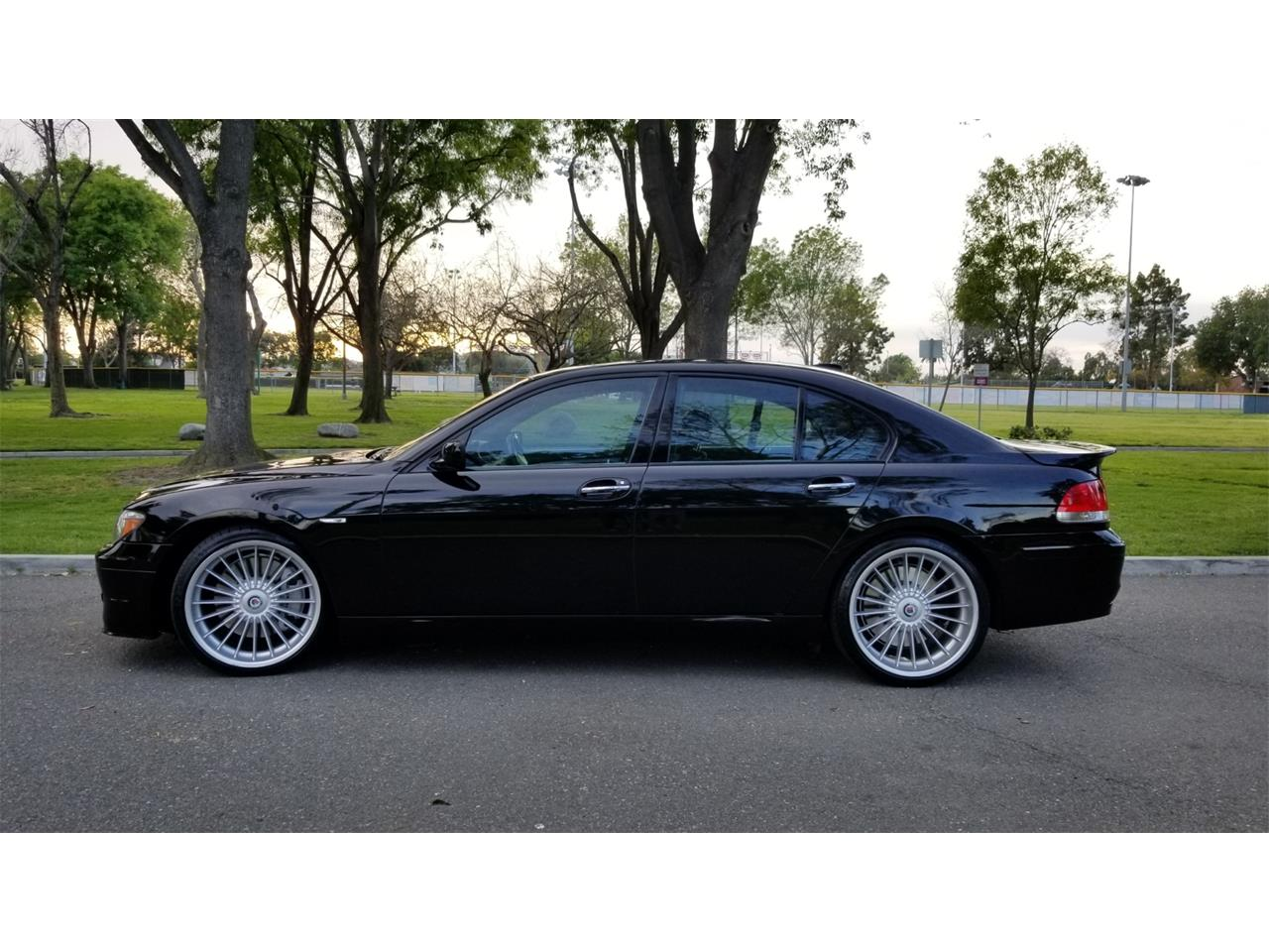 Large Picture of 2008 BMW Alpina B7 Auction Vehicle Offered by Bring A Trailer - PWUU
