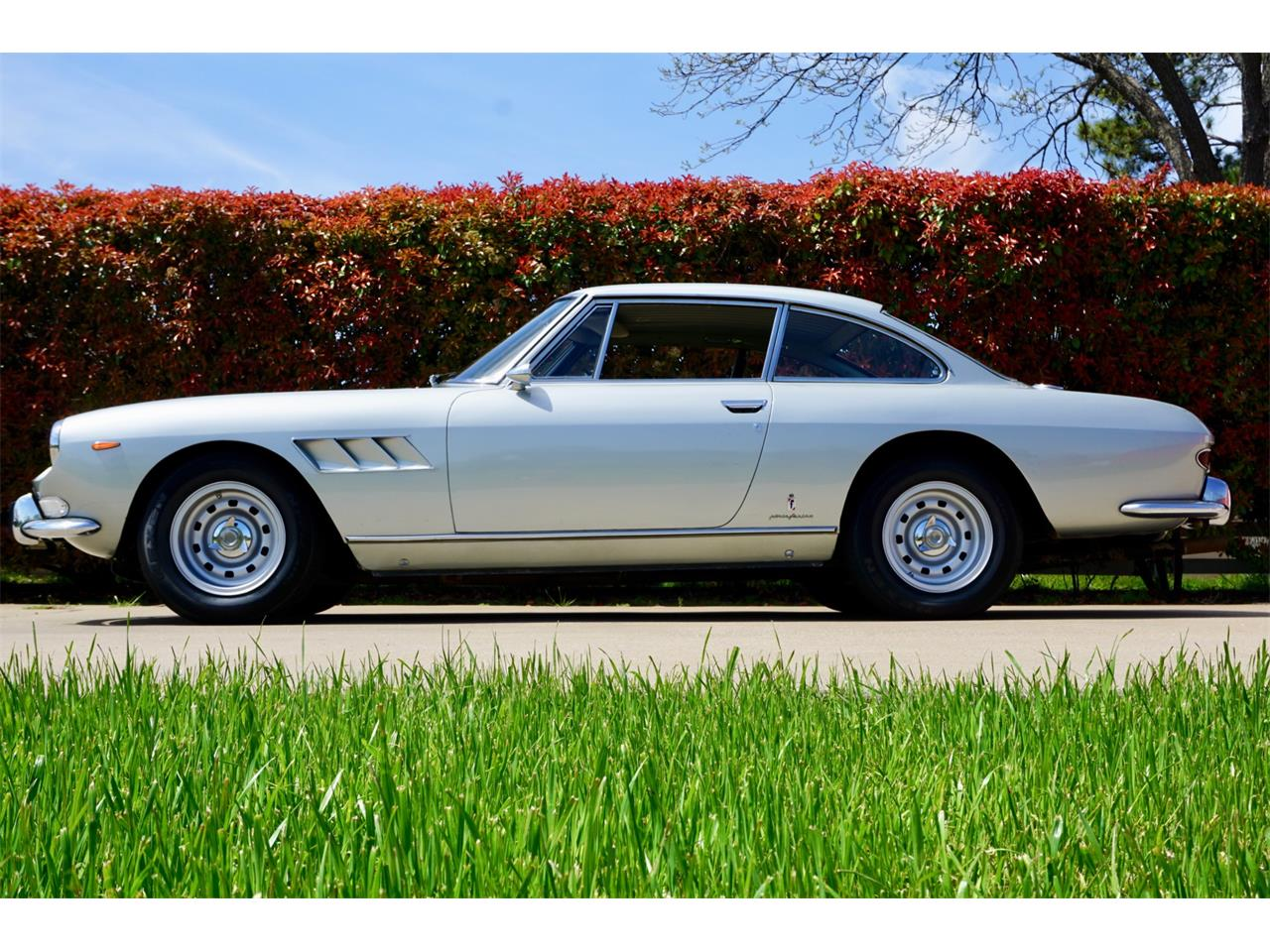 Large Picture of Classic 1966 Ferrari 330 GT located in Texas Offered by Bring A Trailer - PWUY