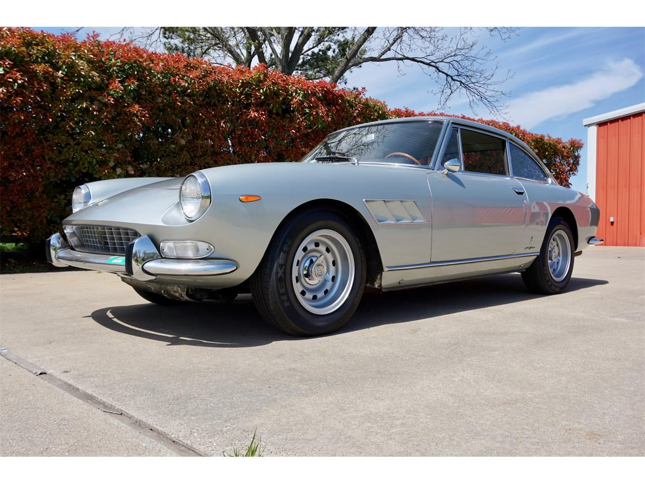 Large Picture of Classic 1966 Ferrari 330 GT located in Wylie Texas Auction Vehicle - PWUY