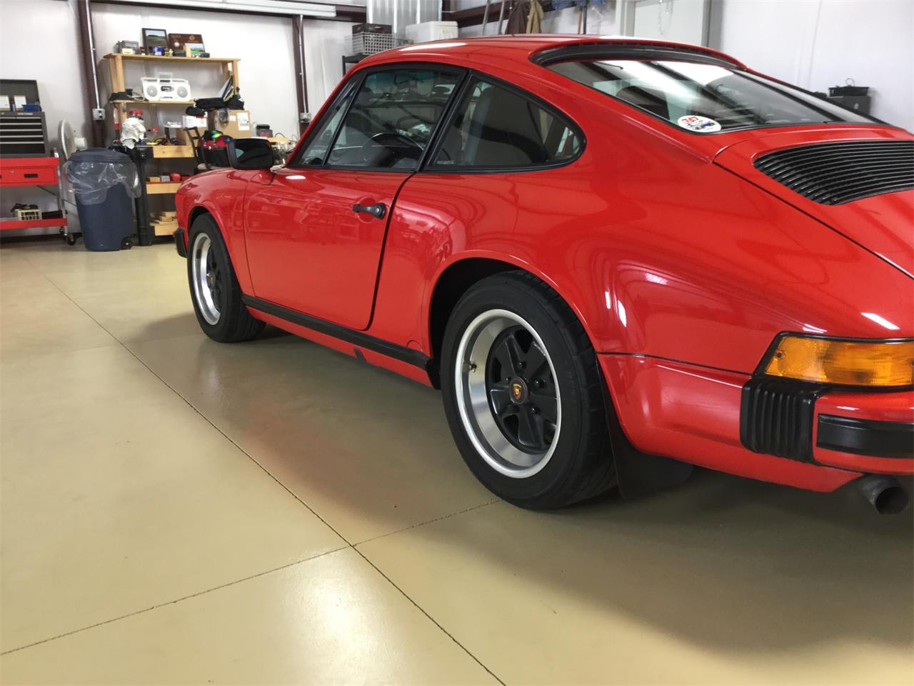 Large Picture of '88 Porsche 911 Carrera located in Utah Auction Vehicle - PWUZ