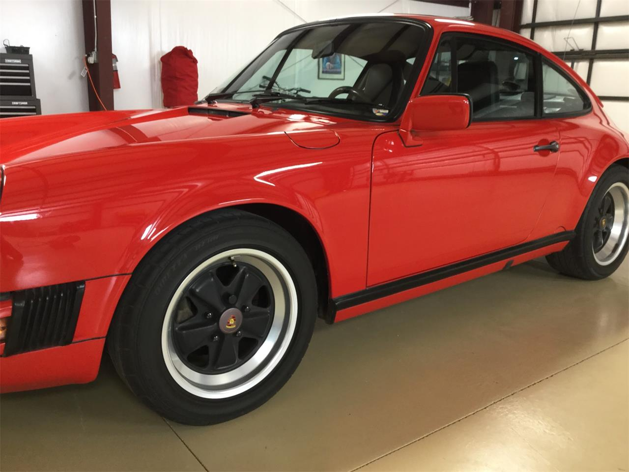 Large Picture of 1988 911 Carrera Auction Vehicle - PWUZ