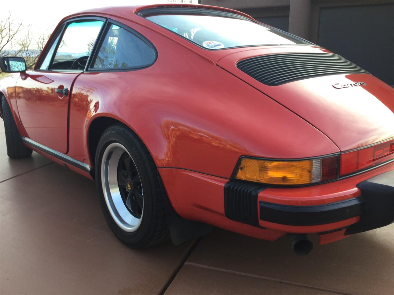 Large Picture of '88 Porsche 911 Carrera located in Utah - PWUZ
