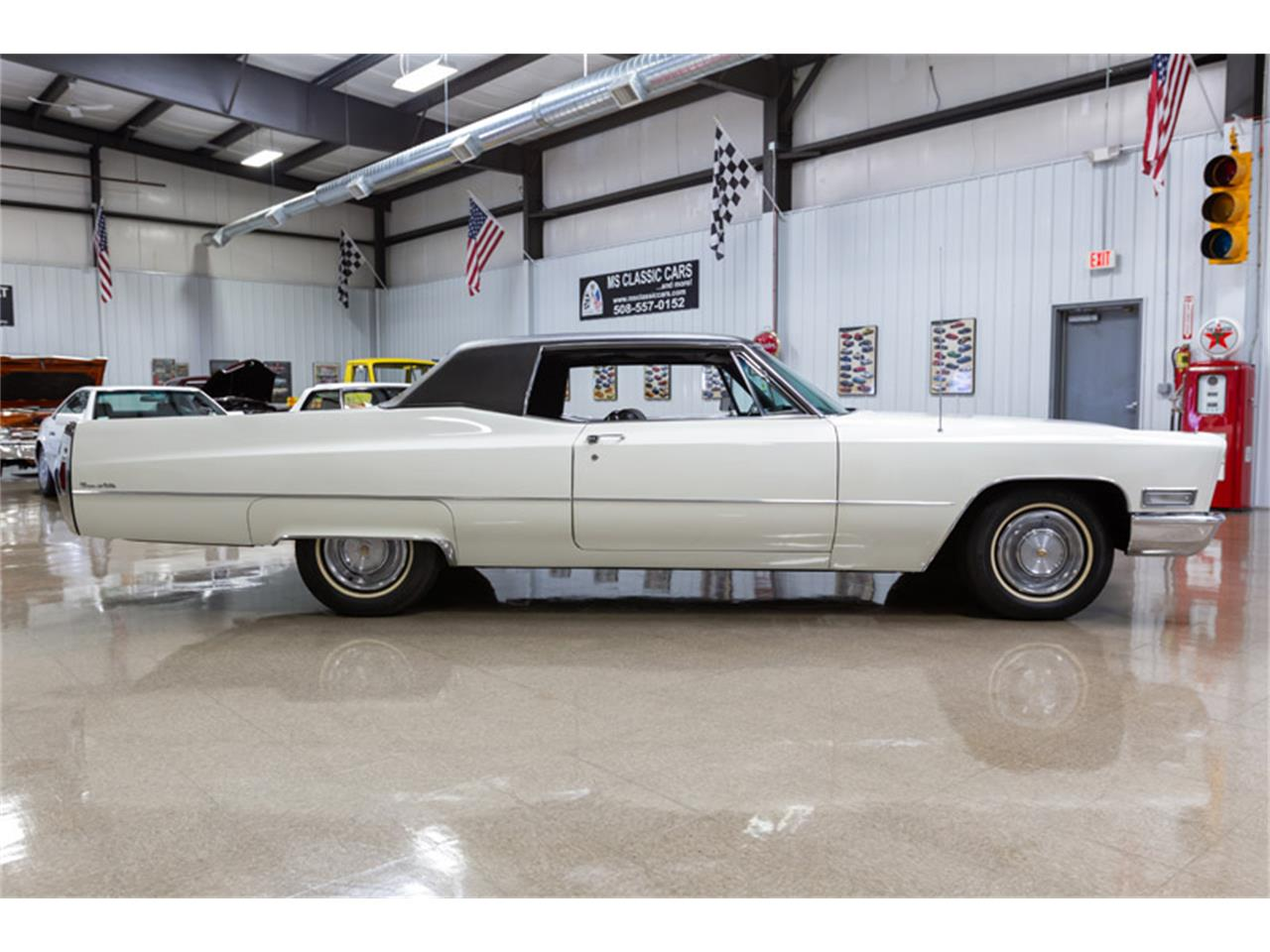 Large Picture of '68 Coupe DeVille - PWVU