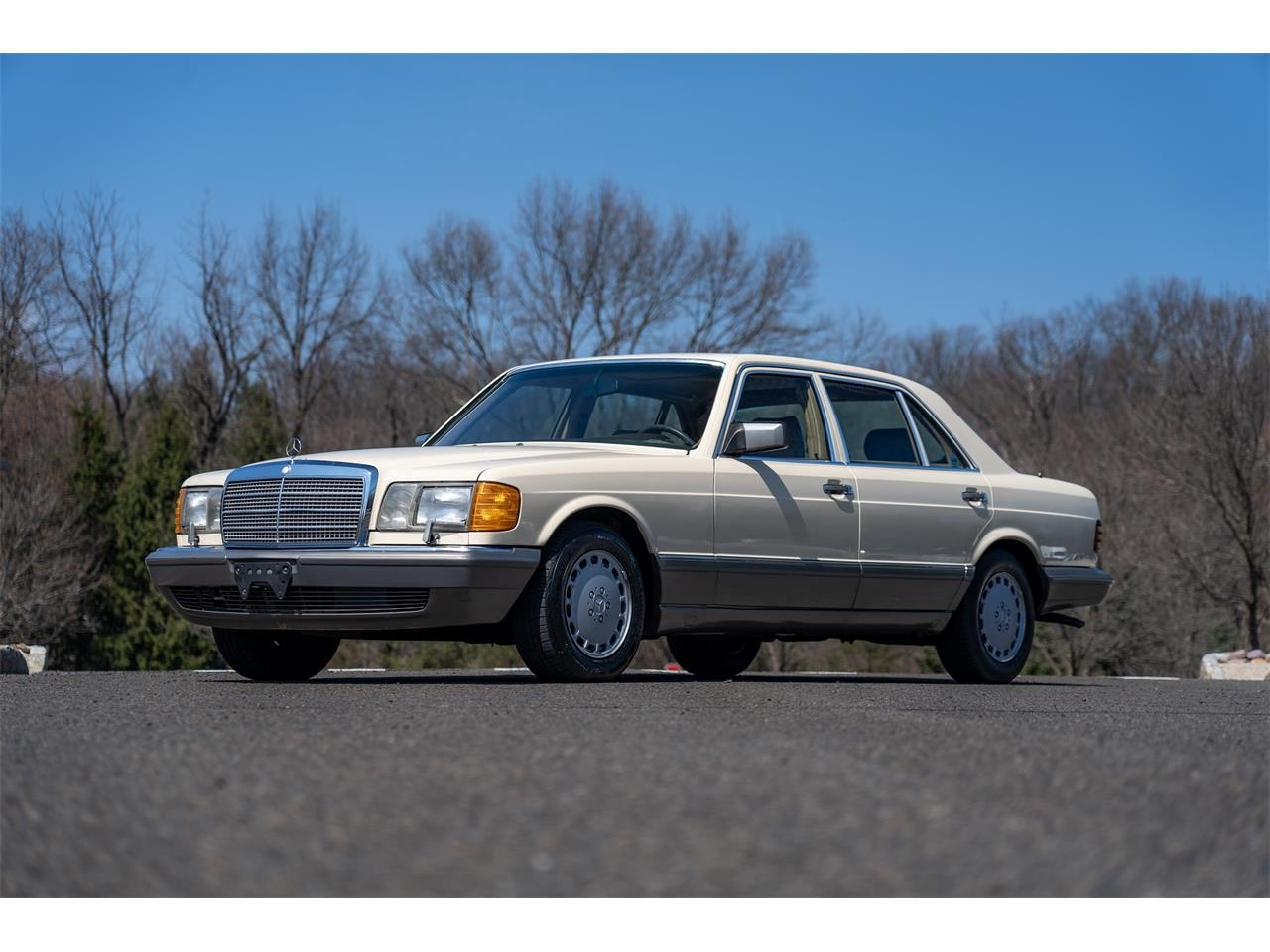 Large Picture of '87 300 - PWVV