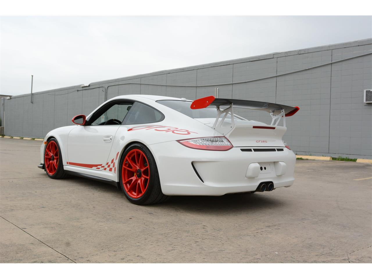 Large Picture of '11 911 GT3 RS - PWW6